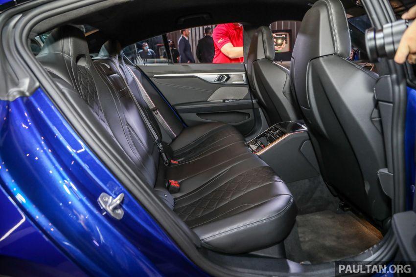 BMW M8 Coupe dan M8 Gran Coupe tiba di Malaysia – enjin V8 4.4 liter, 600 hp, harga dari RM1.45 juta Image #1161469