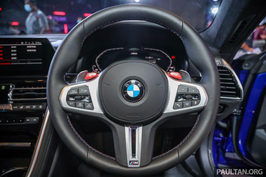 BMW M8 Coupe dan M8 Gran Coupe tiba di Malaysia – enjin V8 4.4 liter, 600 hp, harga dari RM1.45 juta Image #1161467