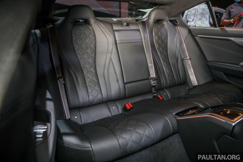BMW M8 Coupe dan M8 Gran Coupe tiba di Malaysia – enjin V8 4.4 liter, 600 hp, harga dari RM1.45 juta Image #1161468