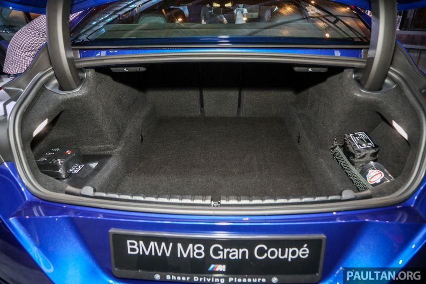 BMW M8 Coupe dan M8 Gran Coupe tiba di Malaysia – enjin V8 4.4 liter, 600 hp, harga dari RM1.45 juta Image #1161466