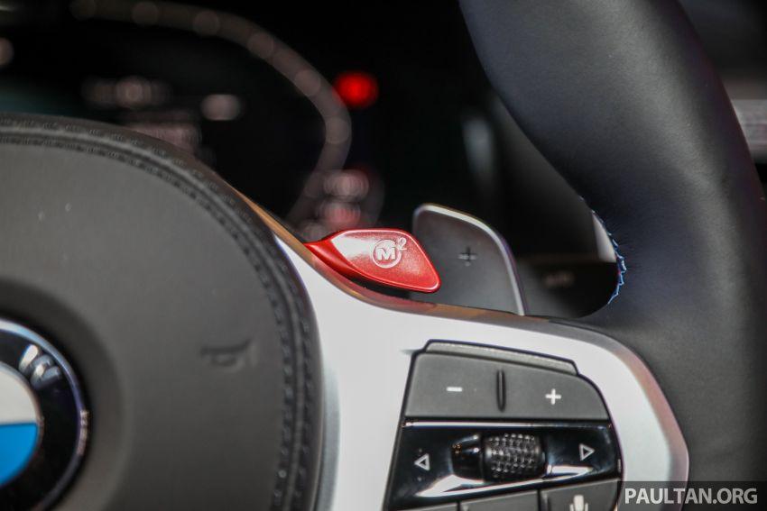 BMW M8 Coupe dan M8 Gran Coupe tiba di Malaysia – enjin V8 4.4 liter, 600 hp, harga dari RM1.45 juta Image #1161461