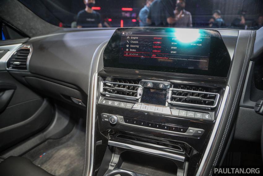 BMW M8 Coupe dan M8 Gran Coupe tiba di Malaysia – enjin V8 4.4 liter, 600 hp, harga dari RM1.45 juta Image #1161459