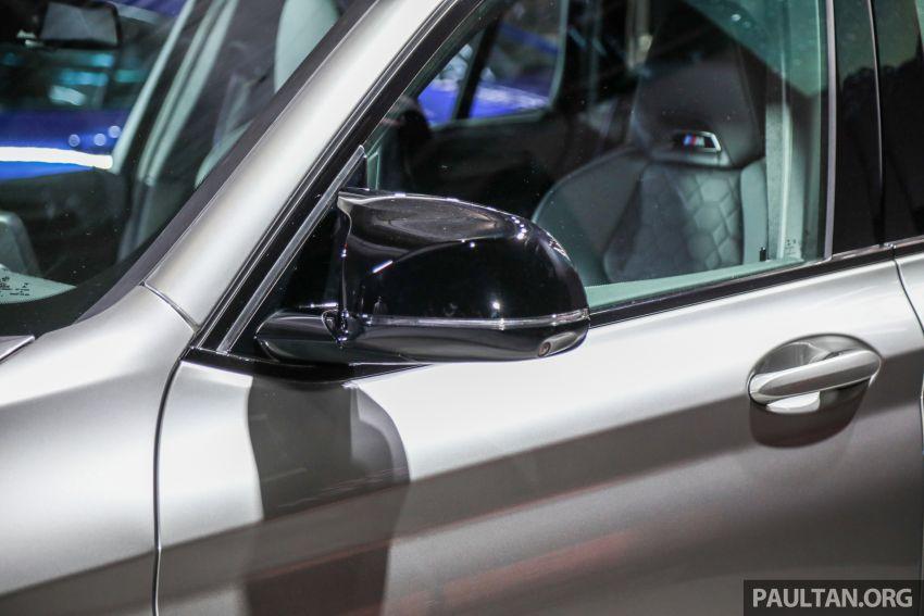 BMW X3  dan X4 M Competition 2020 dilancar di M'sia — 3.0L turbo, 510 hp / 600 Nm, harga dari RM887k Image #1161178