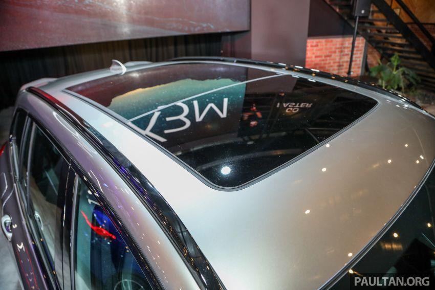 BMW X3  dan X4 M Competition 2020 dilancar di M'sia — 3.0L turbo, 510 hp / 600 Nm, harga dari RM887k Image #1161181