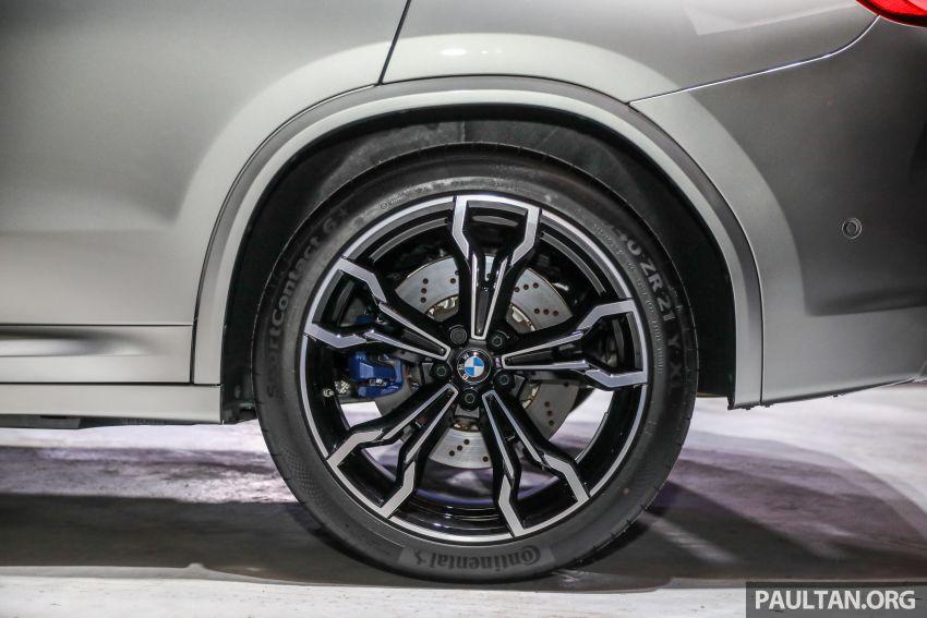 BMW X3  dan X4 M Competition 2020 dilancar di M'sia — 3.0L turbo, 510 hp / 600 Nm, harga dari RM887k Image #1161185