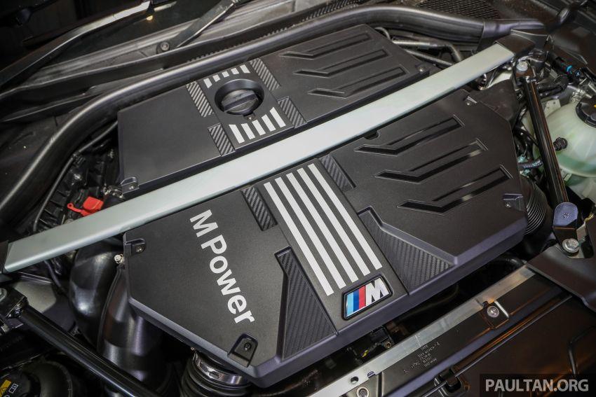 BMW X3  dan X4 M Competition 2020 dilancar di M'sia — 3.0L turbo, 510 hp / 600 Nm, harga dari RM887k Image #1161200
