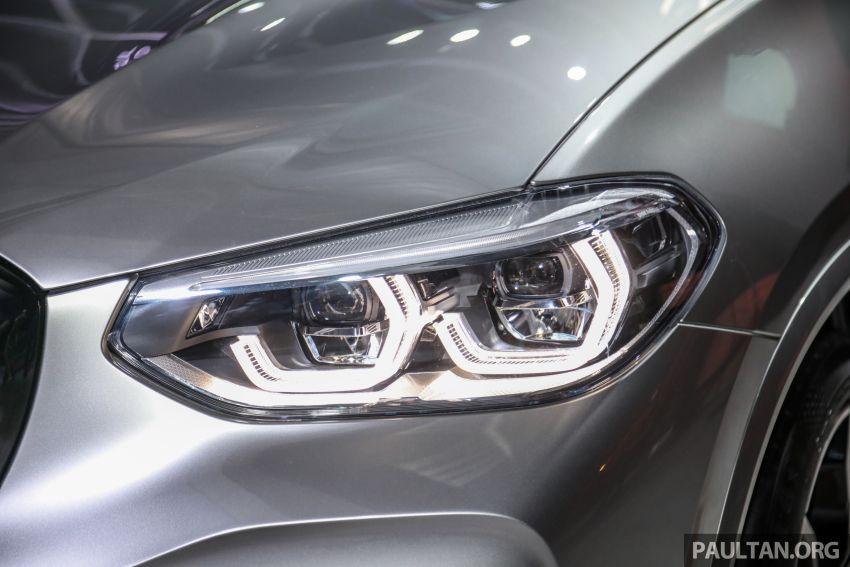 BMW X3  dan X4 M Competition 2020 dilancar di M'sia — 3.0L turbo, 510 hp / 600 Nm, harga dari RM887k Image #1161160
