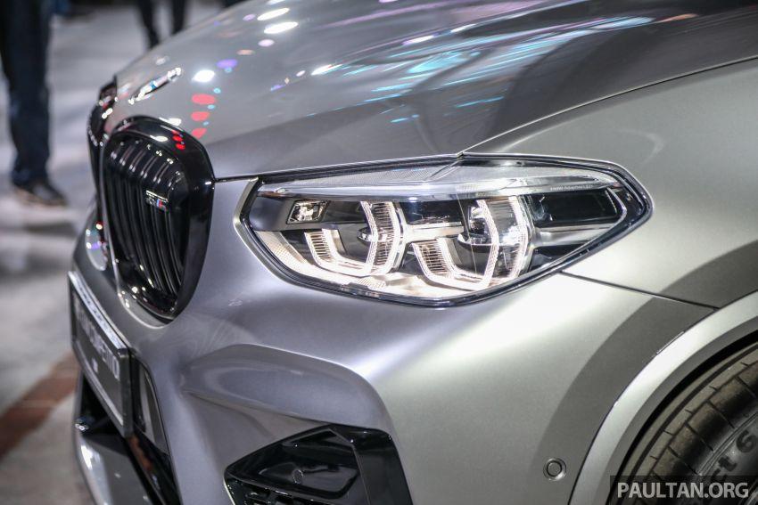BMW X3  dan X4 M Competition 2020 dilancar di M'sia — 3.0L turbo, 510 hp / 600 Nm, harga dari RM887k Image #1161162