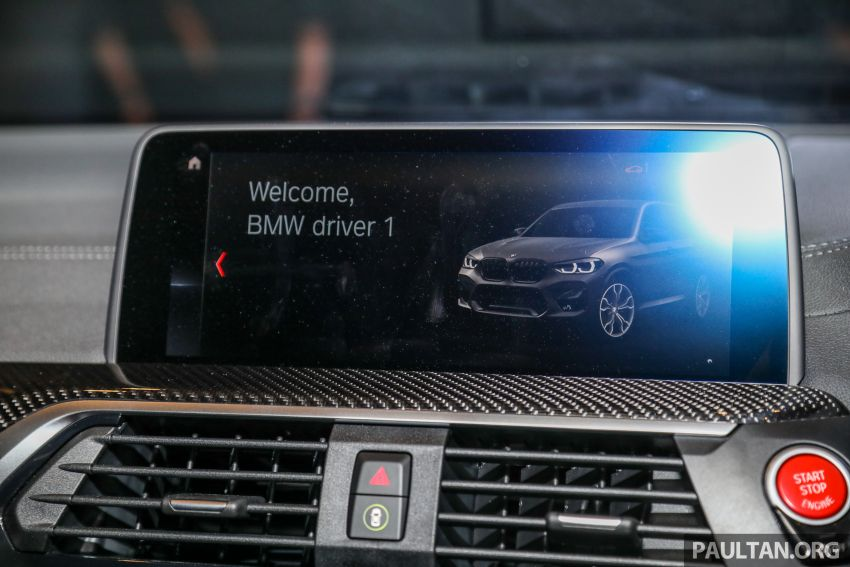 BMW X3  dan X4 M Competition 2020 dilancar di M'sia — 3.0L turbo, 510 hp / 600 Nm, harga dari RM887k Image #1161226