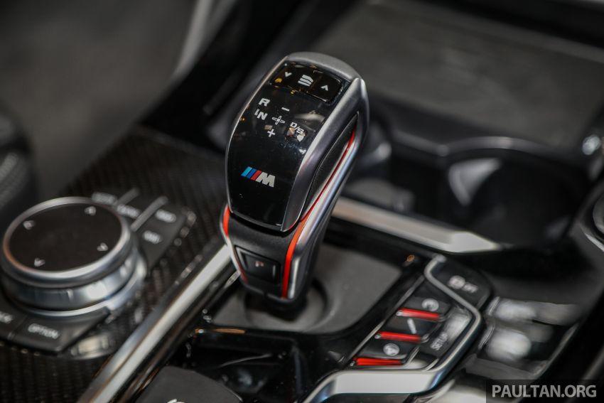 BMW X3  dan X4 M Competition 2020 dilancar di M'sia — 3.0L turbo, 510 hp / 600 Nm, harga dari RM887k Image #1161235