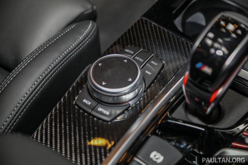 BMW X3  dan X4 M Competition 2020 dilancar di M'sia — 3.0L turbo, 510 hp / 600 Nm, harga dari RM887k Image #1161240