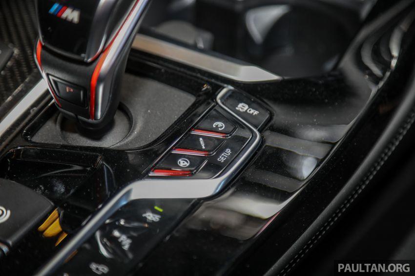 BMW X3  dan X4 M Competition 2020 dilancar di M'sia — 3.0L turbo, 510 hp / 600 Nm, harga dari RM887k Image #1161243