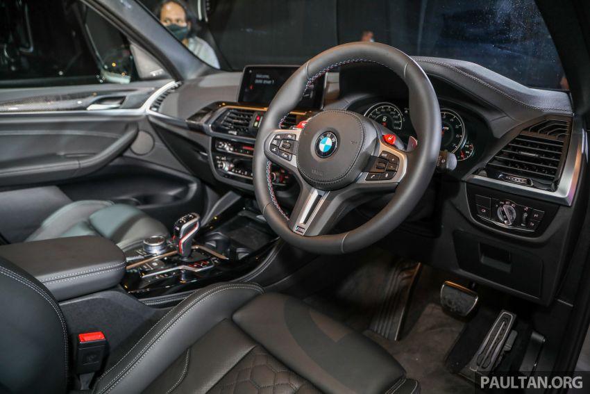 BMW X3  dan X4 M Competition 2020 dilancar di M'sia — 3.0L turbo, 510 hp / 600 Nm, harga dari RM887k Image #1161202