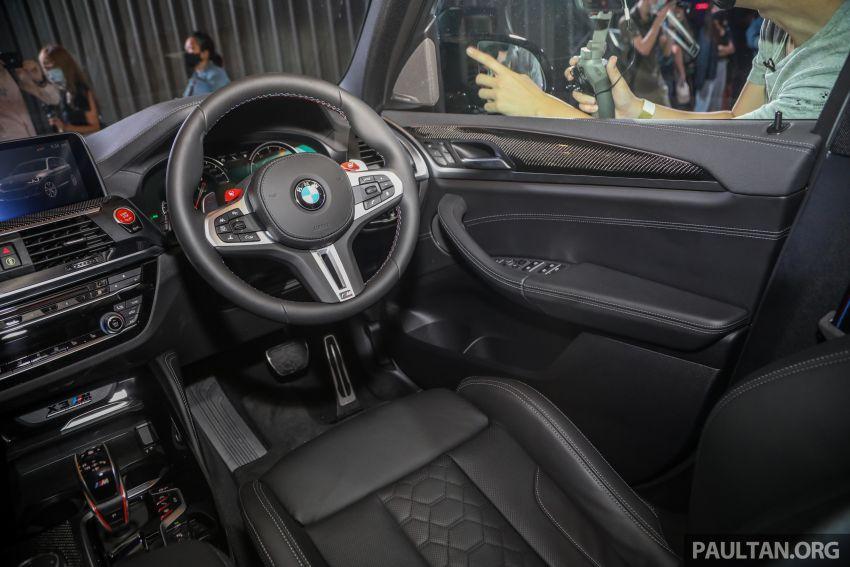 BMW X3  dan X4 M Competition 2020 dilancar di M'sia — 3.0L turbo, 510 hp / 600 Nm, harga dari RM887k Image #1161256