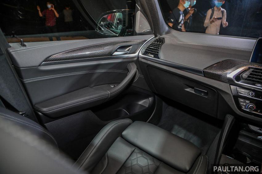 BMW X3  dan X4 M Competition 2020 dilancar di M'sia — 3.0L turbo, 510 hp / 600 Nm, harga dari RM887k Image #1161260