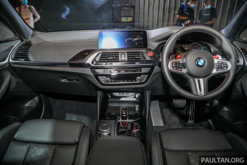 BMW X3  dan X4 M Competition 2020 dilancar di M'sia — 3.0L turbo, 510 hp / 600 Nm, harga dari RM887k Image #1161204