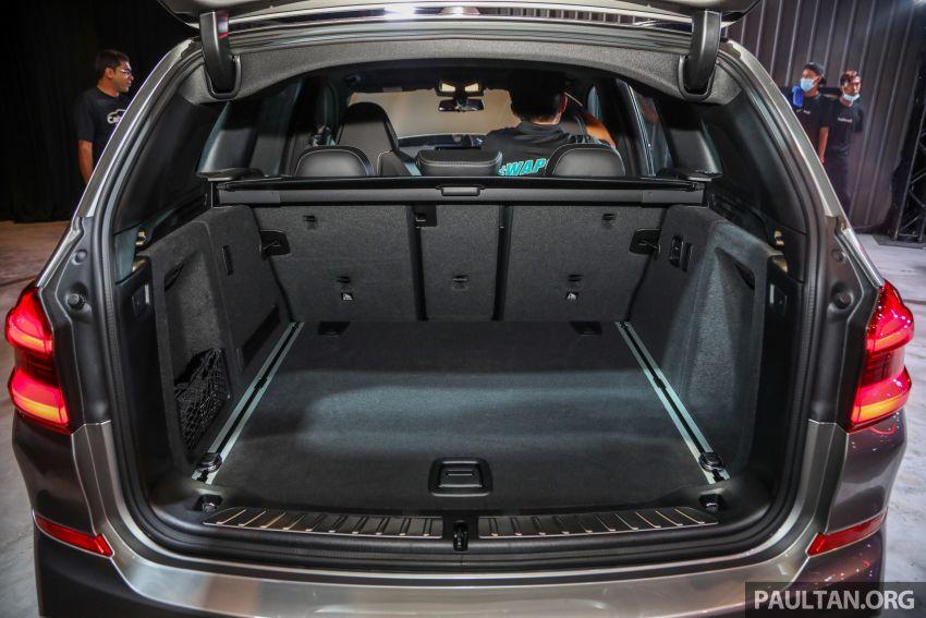 BMW X3  dan X4 M Competition 2020 dilancar di M'sia — 3.0L turbo, 510 hp / 600 Nm, harga dari RM887k Image #1161297