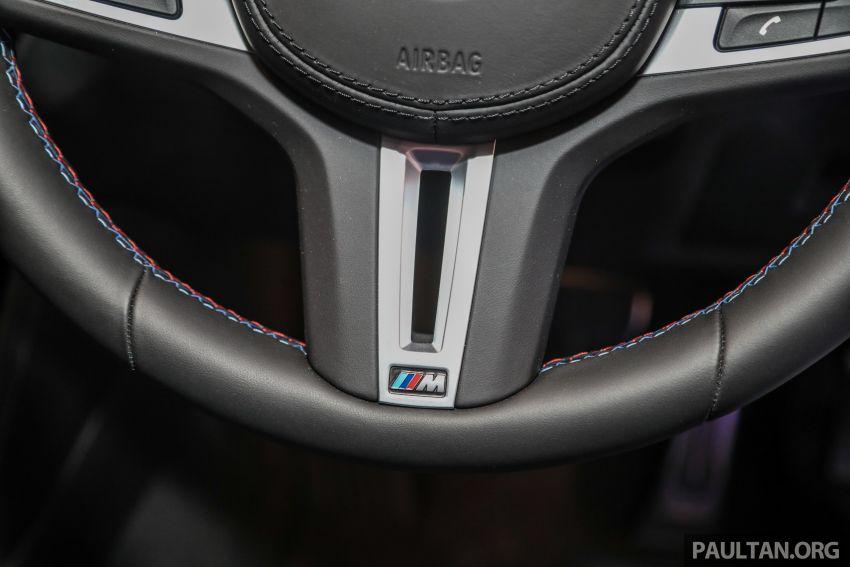 BMW X3  dan X4 M Competition 2020 dilancar di M'sia — 3.0L turbo, 510 hp / 600 Nm, harga dari RM887k Image #1161210