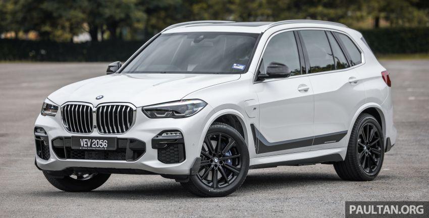 GALLERY: 2020 G05 BMW X5 xDrive45e – RM441k 3.0L PHEV with RM43k worth of BMW genuine accessories Image #1161922