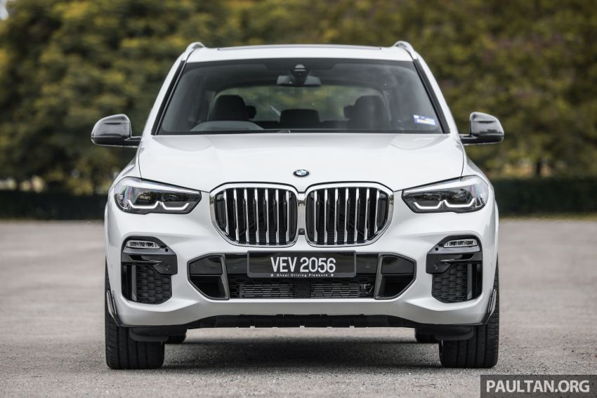 GALLERY: 2020 G05 BMW X5 xDrive45e – RM441k 3.0L PHEV with RM43k worth of BMW genuine accessories Image #1161931