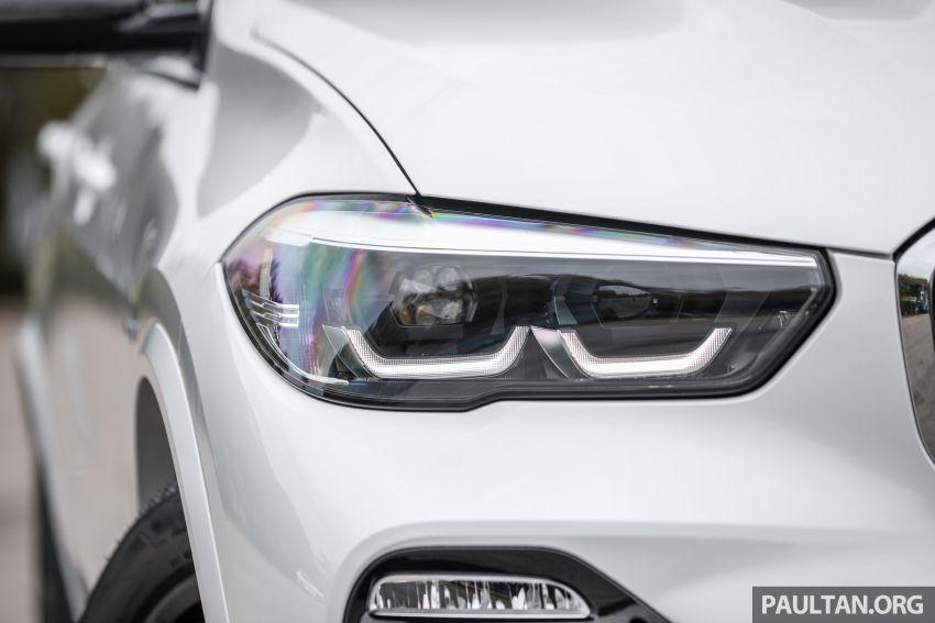 GALLERY: 2020 G05 BMW X5 xDrive45e – RM441k 3.0L PHEV with RM43k worth of BMW genuine accessories Image #1161937