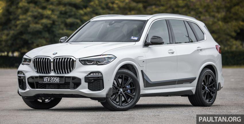 GALLERY: 2020 G05 BMW X5 xDrive45e – RM441k 3.0L PHEV with RM43k worth of BMW genuine accessories Image #1161923