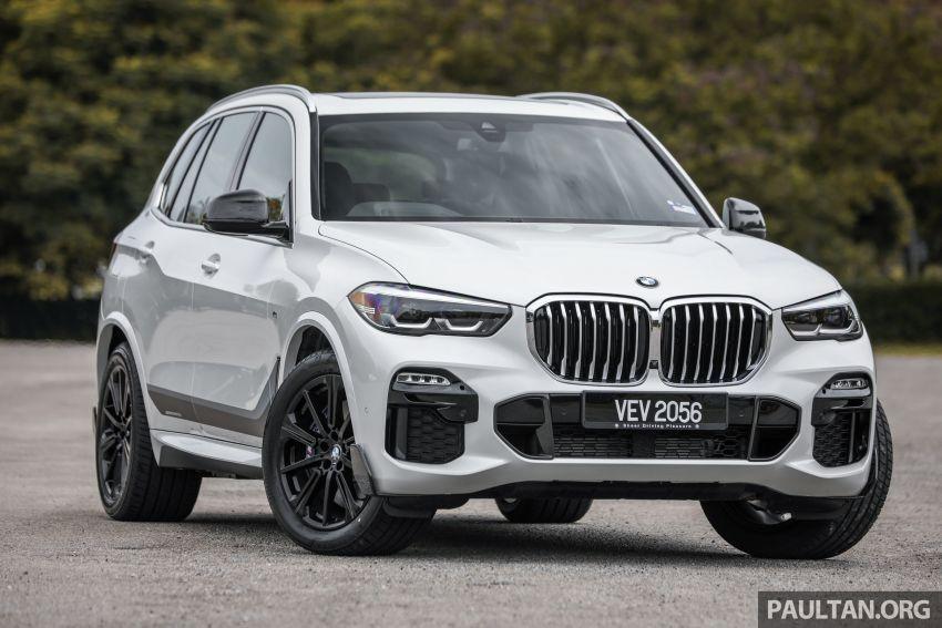 GALLERY: 2020 G05 BMW X5 xDrive45e – RM441k 3.0L PHEV with RM43k worth of BMW genuine accessories Image #1161925