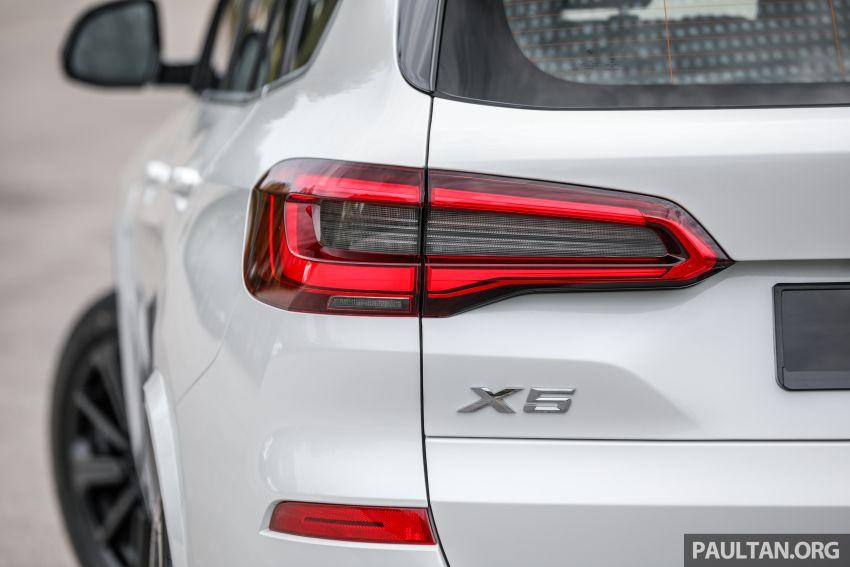 GALLERY: 2020 G05 BMW X5 xDrive45e – RM441k 3.0L PHEV with RM43k worth of BMW genuine accessories Image #1161964