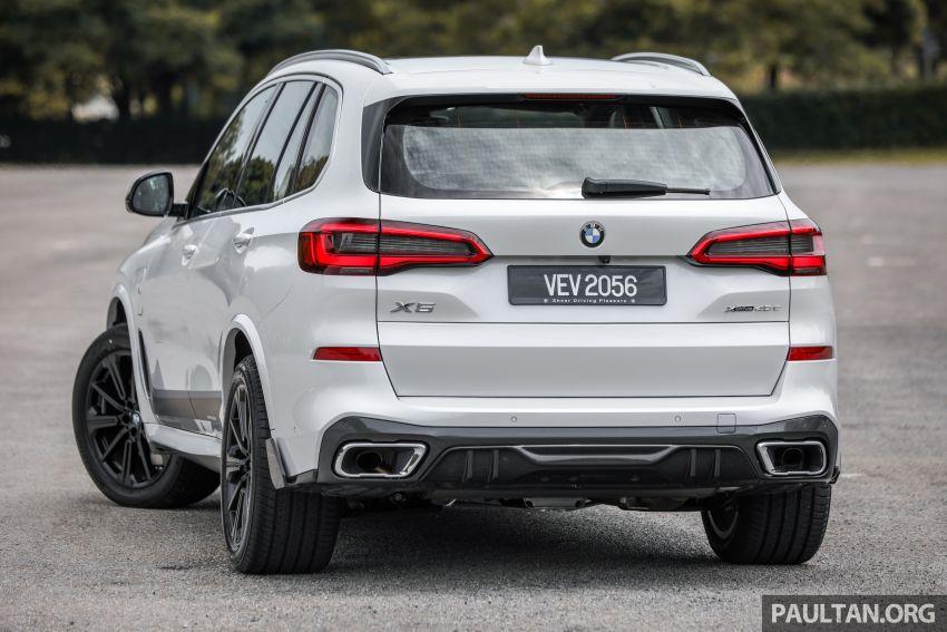 GALLERY: 2020 G05 BMW X5 xDrive45e – RM441k 3.0L PHEV with RM43k worth of BMW genuine accessories Image #1161928