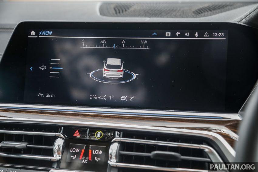 GALLERY: 2020 G05 BMW X5 xDrive45e – RM441k 3.0L PHEV with RM43k worth of BMW genuine accessories Image #1162013