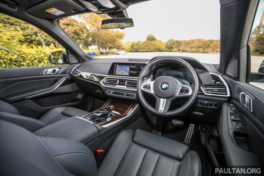 GALLERY: 2020 G05 BMW X5 xDrive45e – RM441k 3.0L PHEV with RM43k worth of BMW genuine accessories Image #1162042
