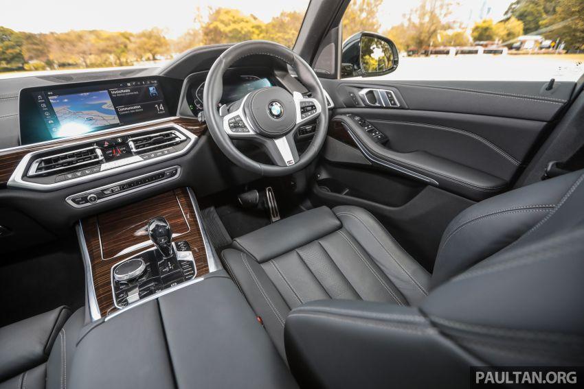 GALLERY: 2020 G05 BMW X5 xDrive45e – RM441k 3.0L PHEV with RM43k worth of BMW genuine accessories Image #1162043