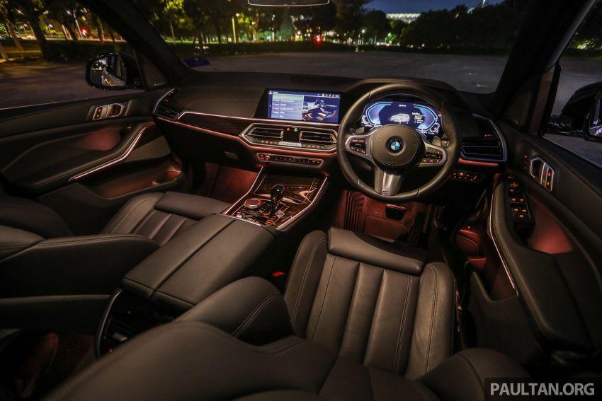 GALLERY: 2020 G05 BMW X5 xDrive45e – RM441k 3.0L PHEV with RM43k worth of BMW genuine accessories Image #1161914