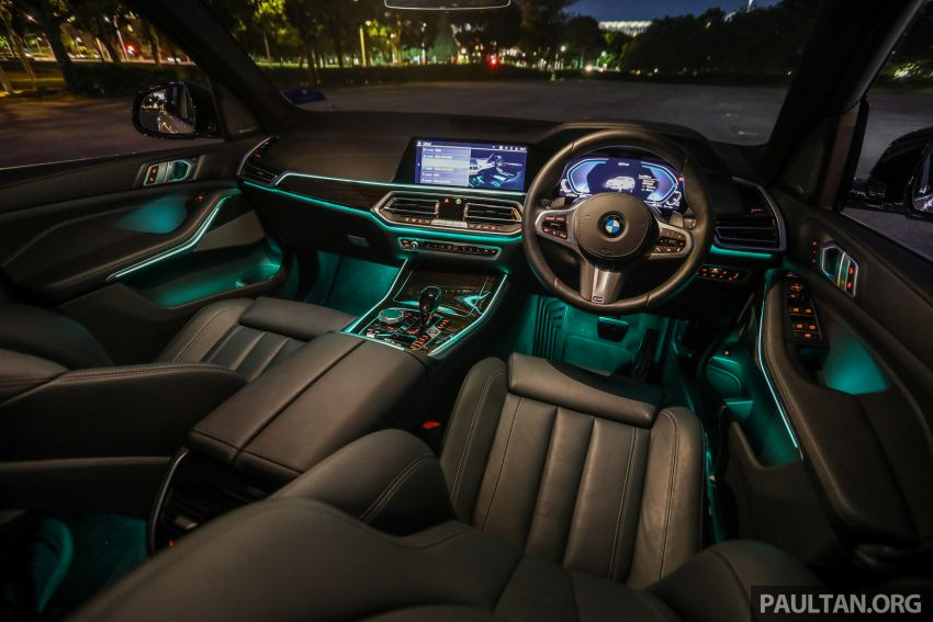 GALLERY: 2020 G05 BMW X5 xDrive45e – RM441k 3.0L PHEV with RM43k worth of BMW genuine accessories Image #1161915