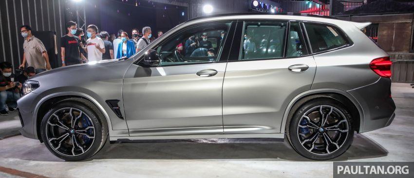 BMW X3  dan X4 M Competition 2020 dilancar di M'sia — 3.0L turbo, 510 hp / 600 Nm, harga dari RM887k Image #1160930