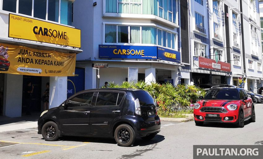 Carsome launches B2C online platform, flagship store – used car dealer with 5-day money-back guarantee Image #1166144