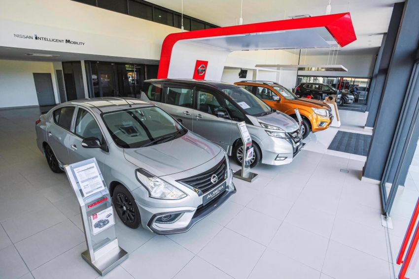 ETCM launches new Nissan 3S centre in Kota Bharu Image #1155443