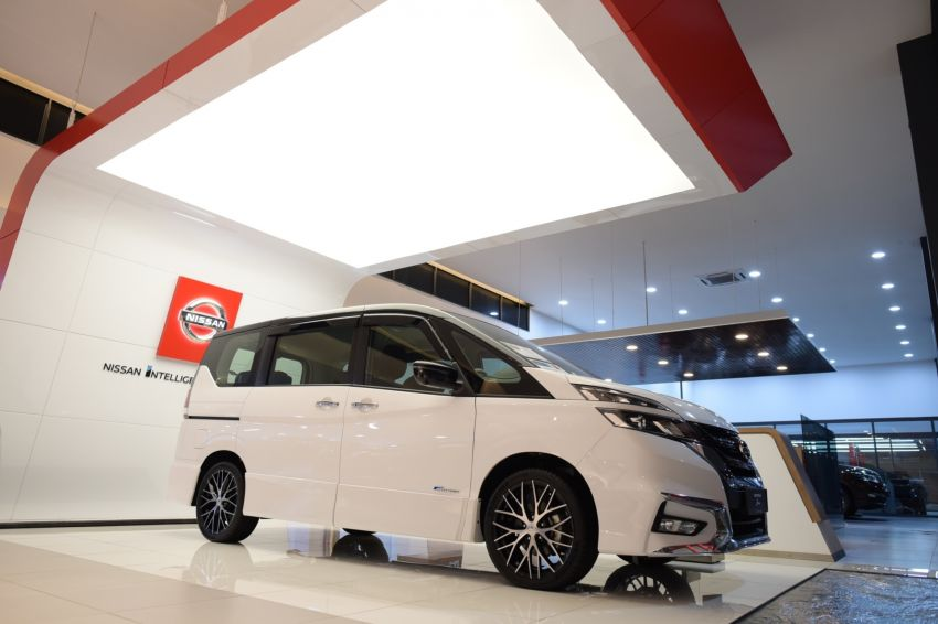 ETCM launches new Nissan 3S centre in Kota Bharu Image #1155444