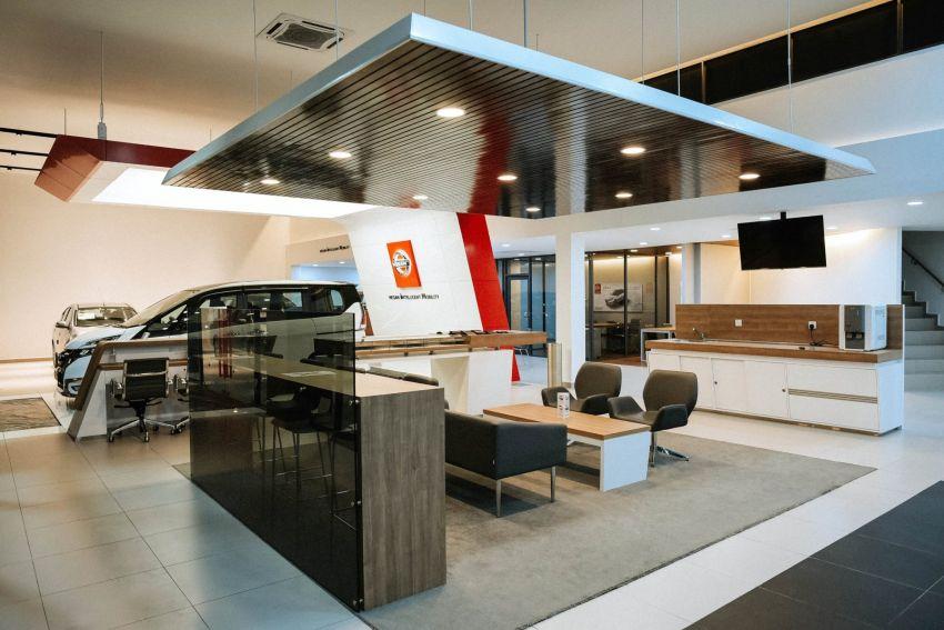 ETCM launches new Nissan 3S centre in Kota Bharu Image #1155447