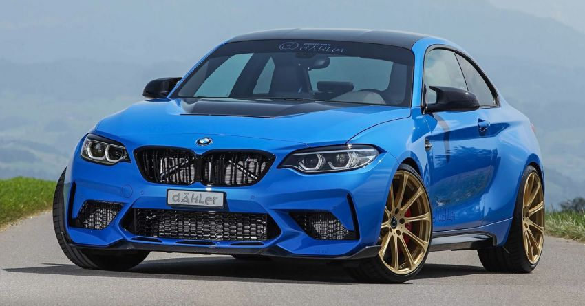 F87 BMW M2 CS tuned by Dahler – 550 PS and 740 Nm Image #1163020