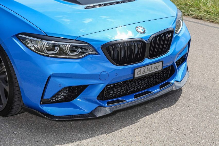 F87 BMW M2 CS tuned by Dahler – 550 PS and 740 Nm Image #1163032