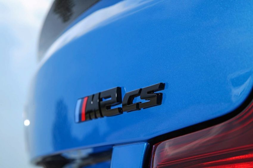 F87 BMW M2 CS tuned by Dahler – 550 PS and 740 Nm Image #1163038