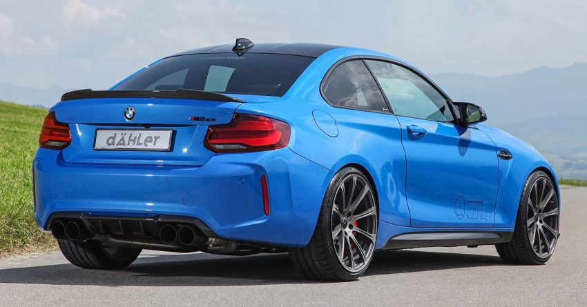 F87 BMW M2 CS tuned by Dahler – 550 PS and 740 Nm Image #1163021