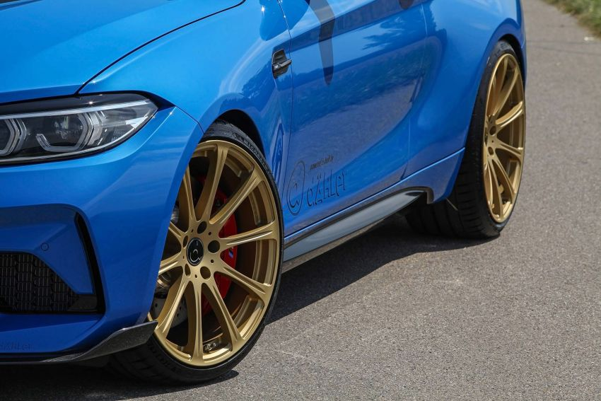 F87 BMW M2 CS tuned by Dahler – 550 PS and 740 Nm Image #1163039