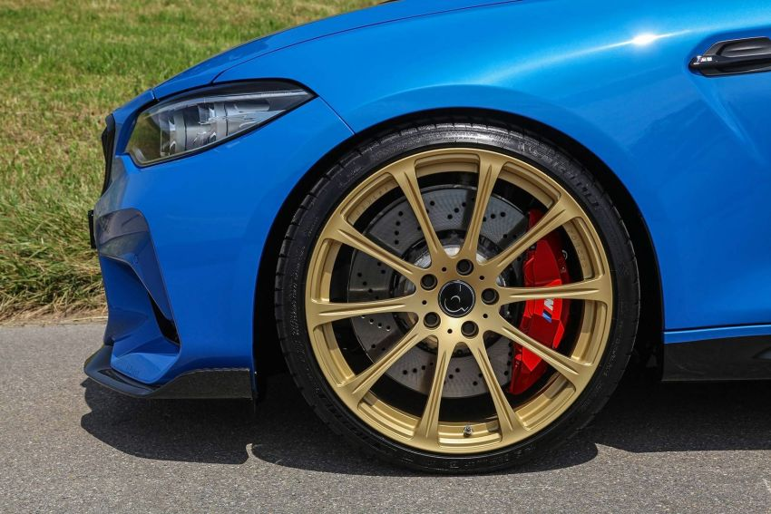 F87 BMW M2 CS tuned by Dahler – 550 PS and 740 Nm Image #1163040