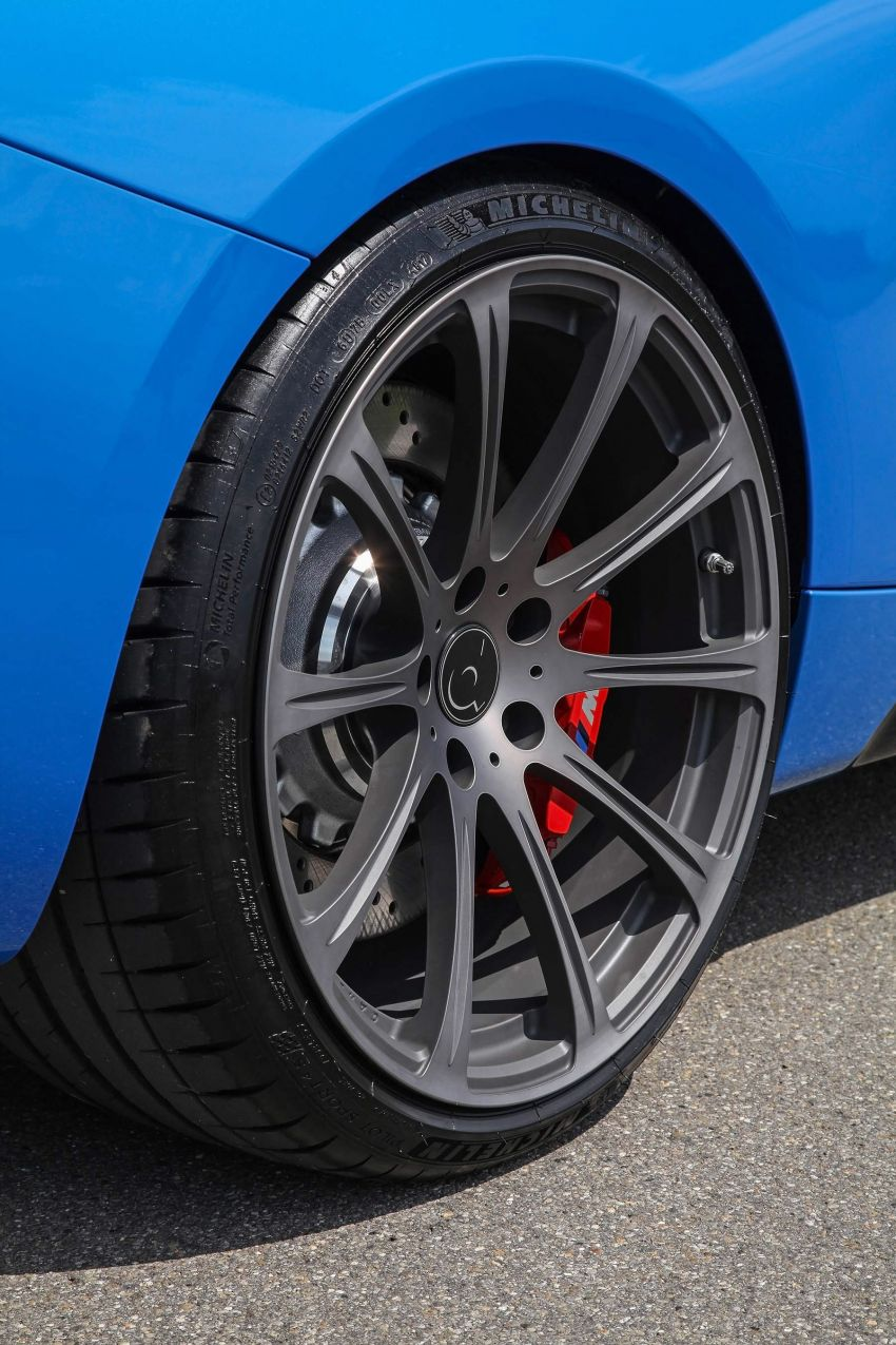F87 BMW M2 CS tuned by Dahler – 550 PS and 740 Nm Image #1163045