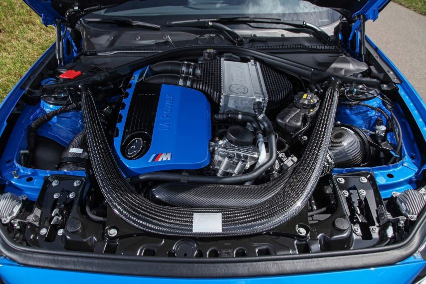 F87 BMW M2 CS tuned by Dahler – 550 PS and 740 Nm Image #1163048