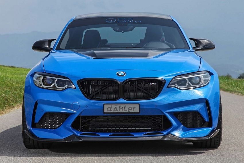 F87 BMW M2 CS tuned by Dahler – 550 PS and 740 Nm Image #1163022