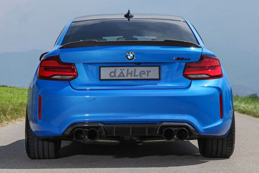 F87 BMW M2 CS tuned by Dahler – 550 PS and 740 Nm Image #1163023