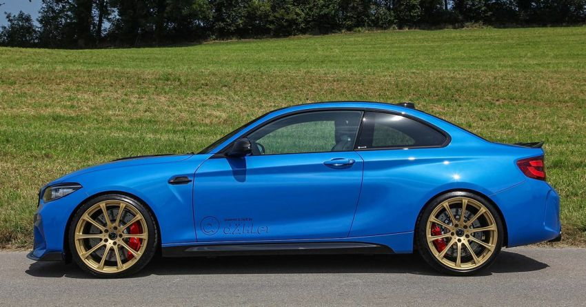 F87 BMW M2 CS tuned by Dahler – 550 PS and 740 Nm Image #1163024
